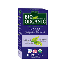 No Pesticides bio organic indigo Henna hair dye colour Powder