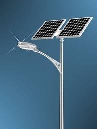 40 Watts Solar Street Light