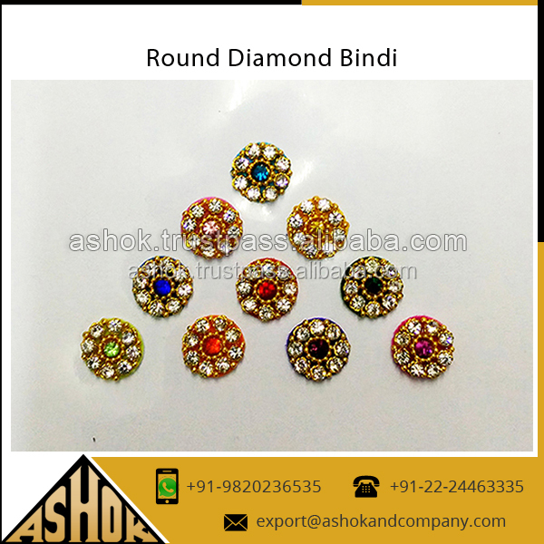 BIG SIZE Multi colour Indian bindi / New Latest Design Bindi Stickers
