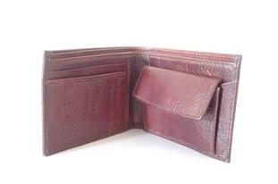 Leather Man's Wallet