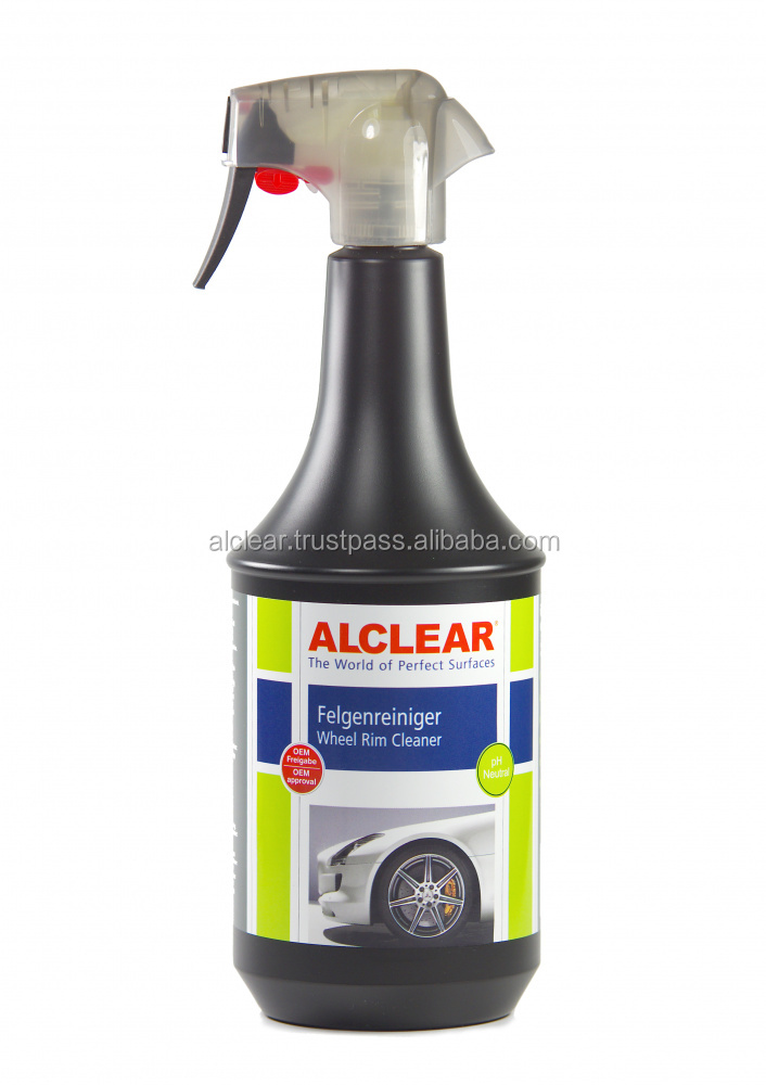 Premium Wheel Rim Cleaner for alloy and steel wheel rims.