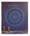 Twin Hippie Indian Tapestry Elephant Mandala Throw Wall Hanging Gypsy Bedspread Bad Sheet