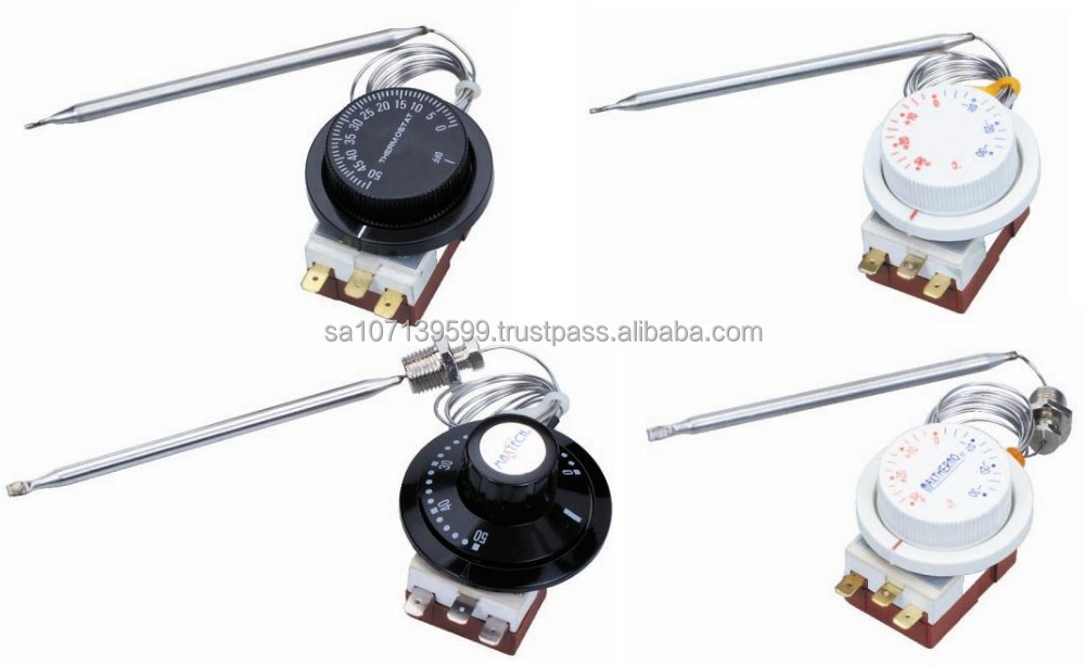 Industrial Thermostats / Control Instruments