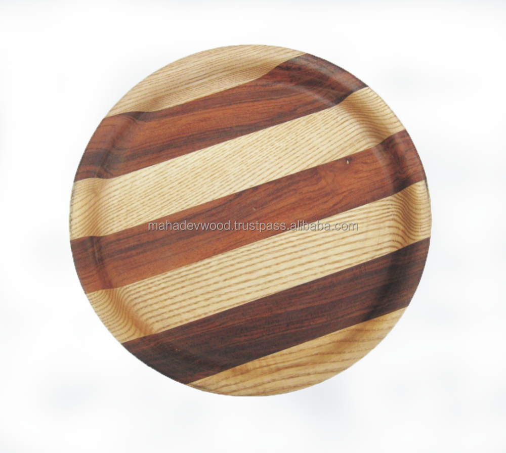 At Best Price Wooden Fruit Plates