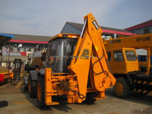well-know brand Used Backhoe loader JCB 4CX original Equipment