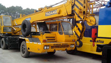 25 ton TADANO used truck crane TG250E Japan origin for sale