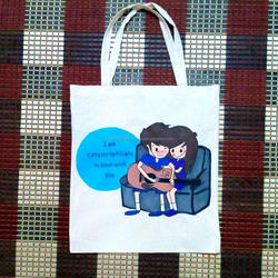 Tote Bags with your Custom Prints or Embroidery