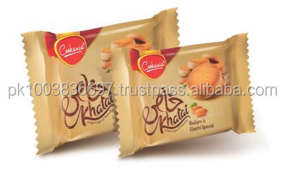 Khatai Khaas Cardamon Almond Biscuits Cookies Cookania Bakery