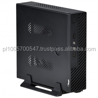 Power Supply 60W ITX mini computer Case AK-100-01BK