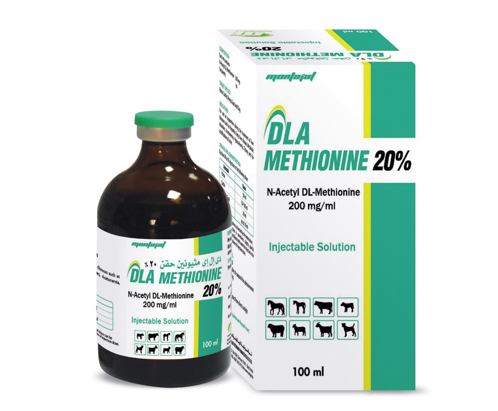 DLA Methionine injection