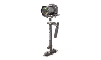 FLOWCAM 2000 Handheld Camera Stabilizer for DSLR and Video Cameras Weighing Upto 6 Lbs(2.72 Kg)