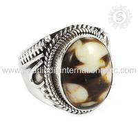 Brilliant Look Of 925 Sterling Silver And Gemstone Jewellery Wholesale Ring Jewelry Handmade Silver Jewellery Wholesaler