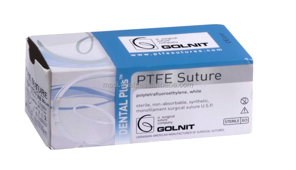PTFE Sutures Dental - Non absorbable CE