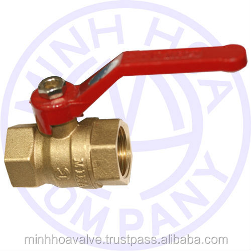 CW617N BRASS BALL VALVE GOOD QUALITY BEST PRICE DN15