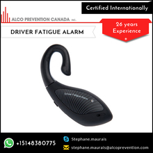Industry New Smart Product Driver Fatigue Anti Sleep Alarm to Prevent Road Accidents