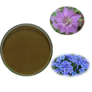 Honson Ingredient: Extract Ratio 10:1 Gentiopicrin Chinese Gentian Root P.E.