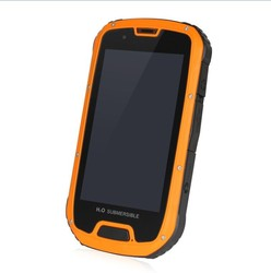 rugged mobile phone original S09 with nfc smartphone dual SIM 3G GPS full functions mobile phone android 4.2