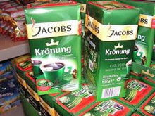 Jacobs Kronung Instant Coffee 7oz/200g