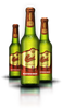 Budweiser Budvar BUD B:STRONG beer (0.33 l bottled)