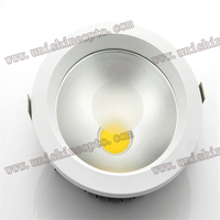 4inch 12W Dimmable LED COB Downlight industrial light manufacturer