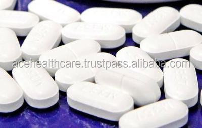 Calcium carbonate tablet