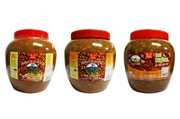 Kong Cheong Naturally Fermented Bean Paste series in jar 3kg
