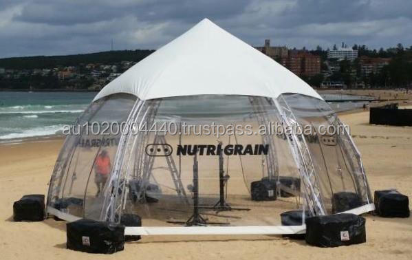 Mega Dome Stretch Tent Truss Stage
