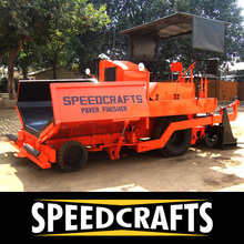 Asphalt Mechanical Paver Finisher | Hydraulic Paver Finisher | Sensor Asphalt Paver