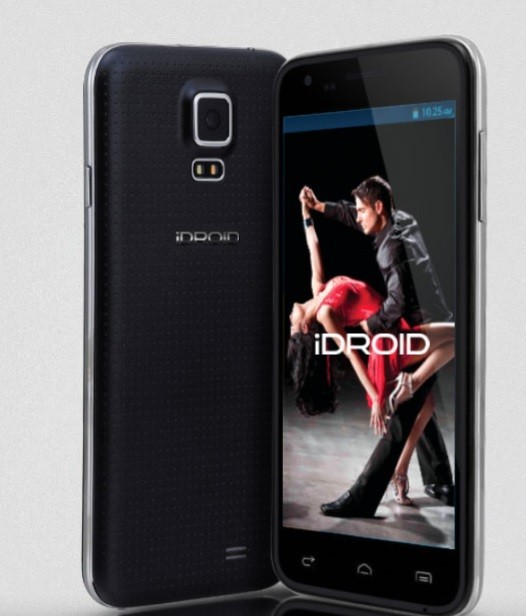 "iDroid Tango A5 Quad Core Android Phones 5"" OGS IPS multi-touch IPS Scherm HD 1GB RAM 8.0MP 2200 mAh Battery"