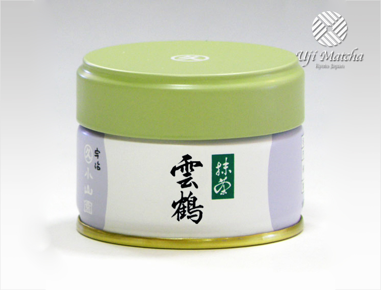 Marukyu Koyamaen UNKAKU 20g tin Kyoto Uji Matcha Japan's top-grade brand matcha for tea ceremonies