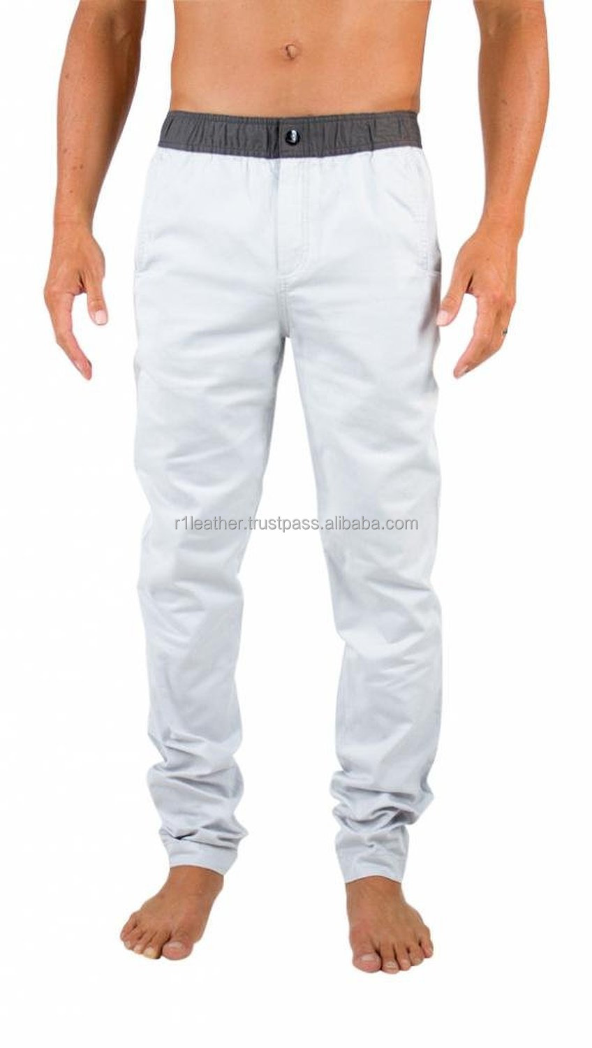 Customized new products cotton men jogger pants