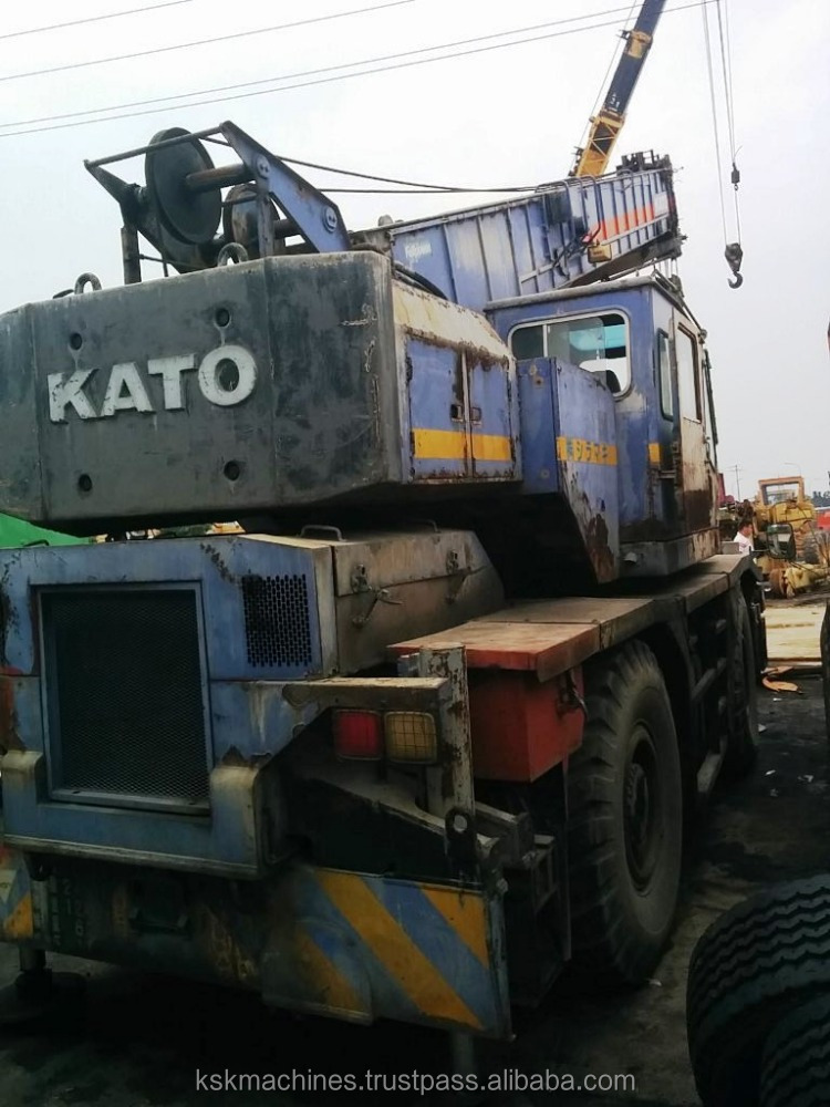KATO Used KR-25H 25tons Second Hand Truck Crane for sale