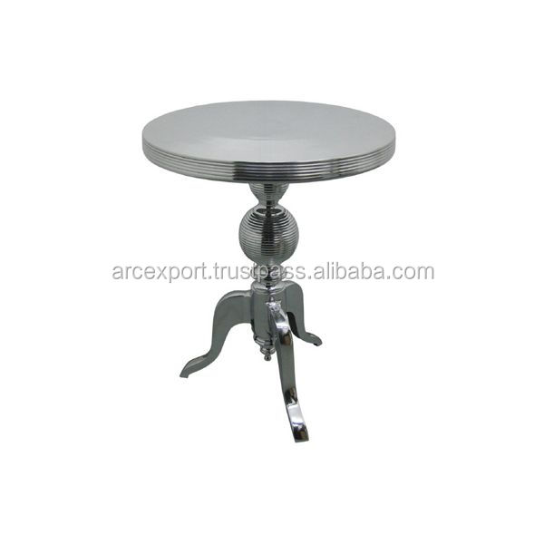 three legs mini metal table for sale