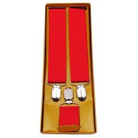 Adjustable Clip-on Suspenders Braces Fashion Unisex Accessories MA244D