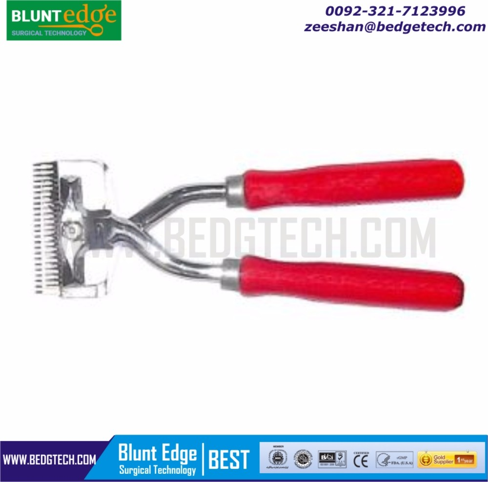 Animal Ear Tag Applicator Plier pin type