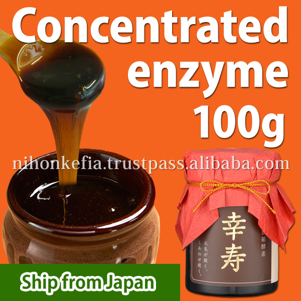 Effective and High quality japan slimming products ( Concentrated enzyme ) for daily use , probiotics supplement also available