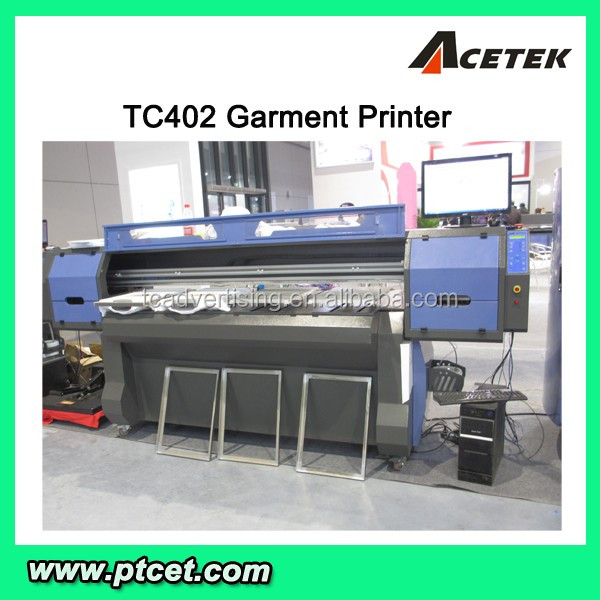 Direct to garment digital cheap t shirt printer buy for Cheapest t shirt printing machine