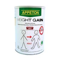 Milk Powder Appeton Weight Gain For Adult Chocolate Flavor 450gr FREE SHIPPING