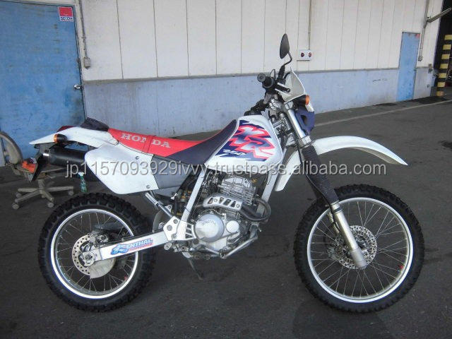 Various types of 250cc dirt bike at reasonable prices for importers