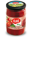 TAT KOY TOMATO PASTE(560 GR JAR)