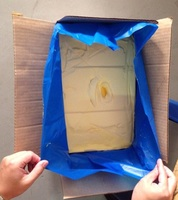 Grade A Unsalted Butter 82% 25kg , Sweet Cream Unsalted Butter