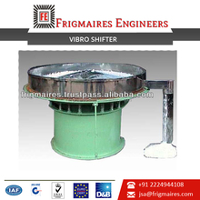 Most Demanded Vibro Shifter for Granulas and Powder Sieving Machine