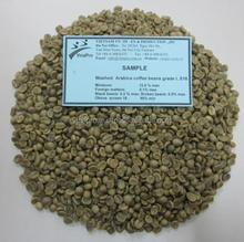 MANUFACTURER VIETNAM WASHED ARABICA COFFEE BEANS S16