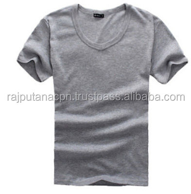 High Quality OEM Service Supply Type Cotton Fabric Clothing Short Sleeve t shirt