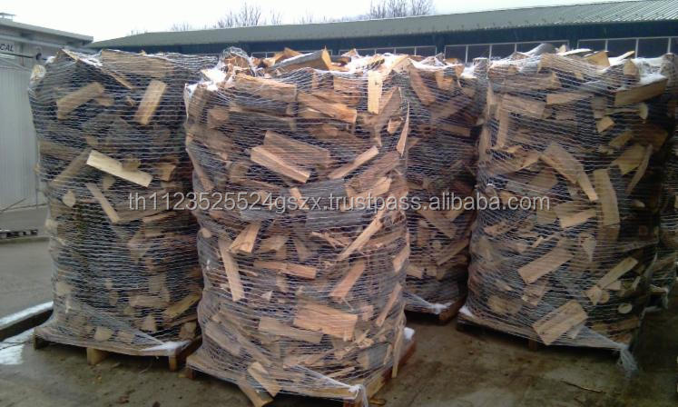 Firewood in pallets 1m3+