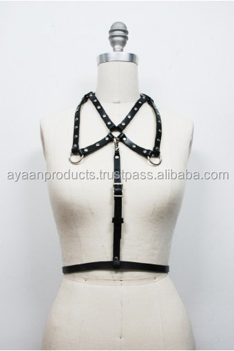 Oxford Leather Harness High Quality AP-4533