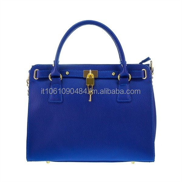 5244 Handmade genuine leather Italian bag