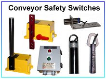 Pull Cord Switch for conveyor