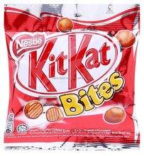 BITES WAFER IN MILK CHOCOLATE PACK 40G