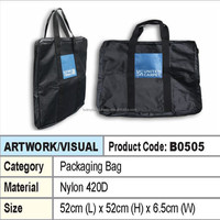 Packaging Bag (Black/Blue)